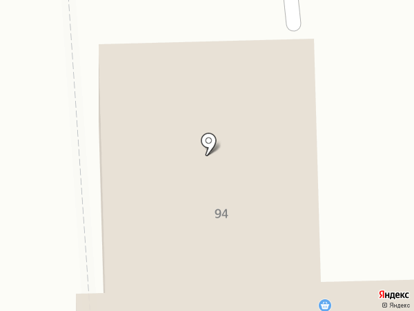 Магазин армейской одежды на карте Ярославля