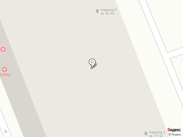 Приволжский окружной медицинский центр, ФБУЗ на карте Ярославля
