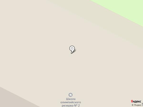 СДЮСШОР №2 по баскетболу на карте Вологды
