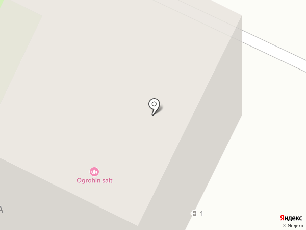 Вологдаспецстрой на карте Вологды