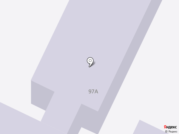 Детский сад №62, Рябинушка на карте Вологды