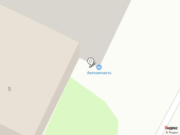 Магазин автозапчастей для иномарок на карте Вологды