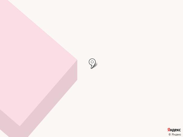 Вологодская городская больница №1 на карте Вологды
