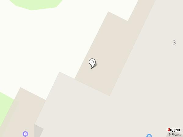 Почтовое отделение №25 на карте Вологды