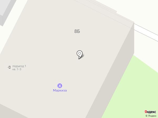 ЭнергоАудит на карте Вологды