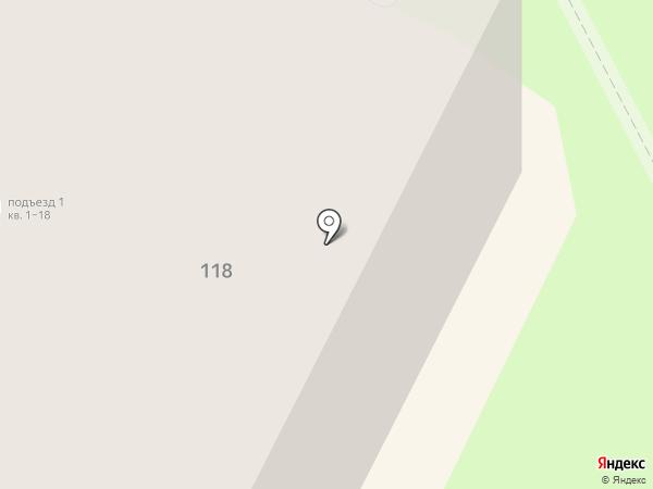 Юла на карте Вологды