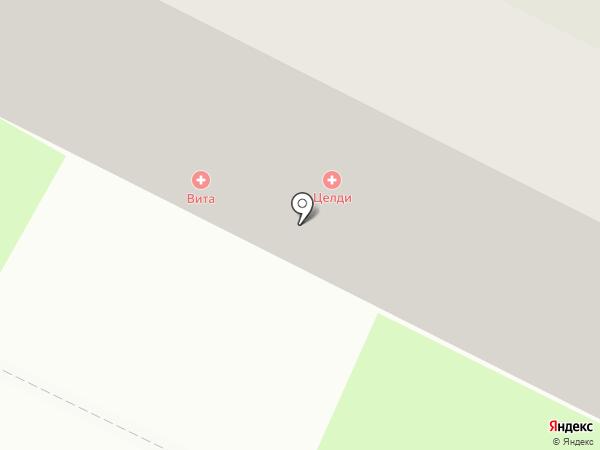 Очарование на карте Вологды