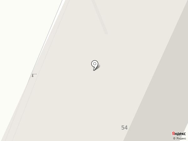 Технический переулок, 54, ТСЖ на карте Вологды