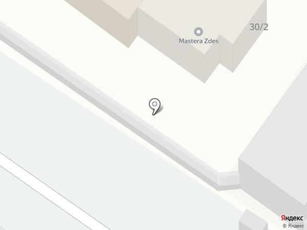 Кнауф-Сочи ТехноСТРОЙ на карте Сочи