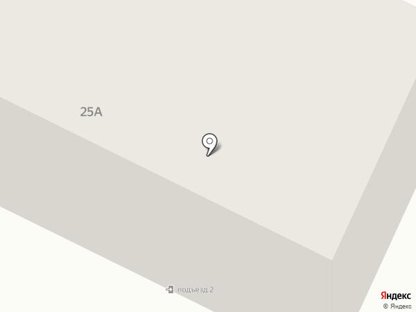 Строительное управление-35 на карте Вологды