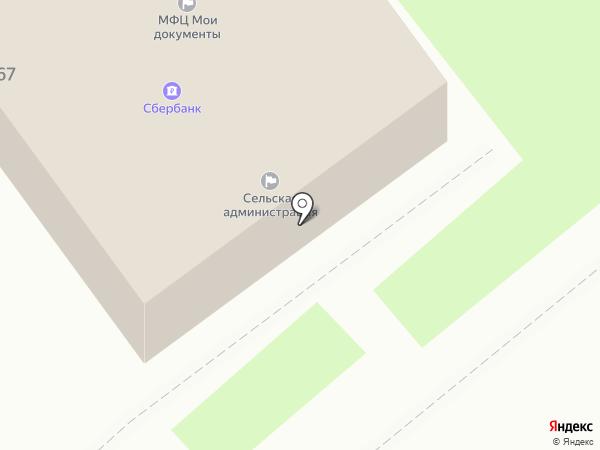 Участковый пункт полиции на карте Большого Лога