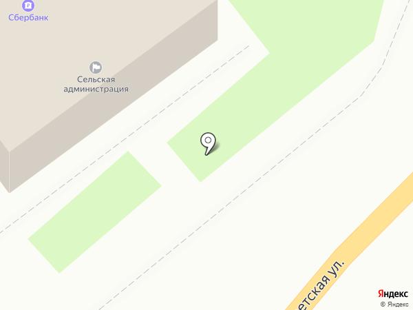 Сбербанк, ПАО на карте Большого Лога