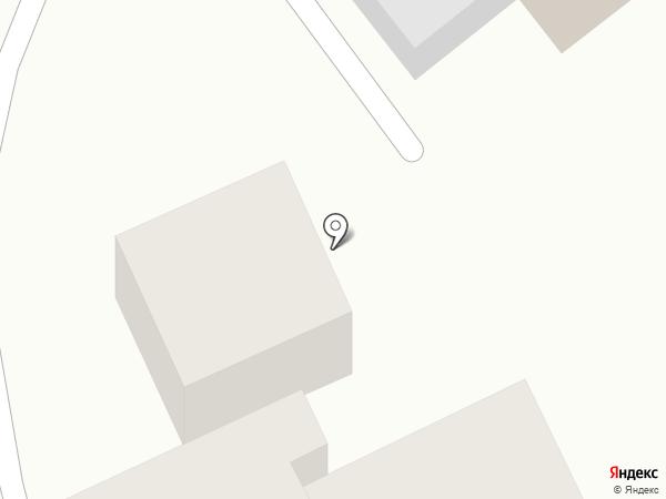 Адлер на карте Сочи