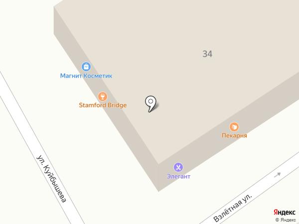 Фармес на карте Сочи
