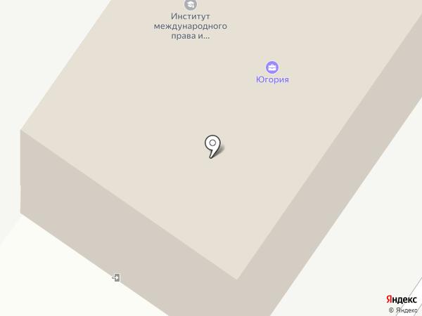 Институт международного права и экономики им. А.С. Грибоедова на карте Вологды
