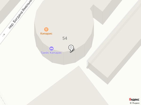 Le GRAND на карте Сочи