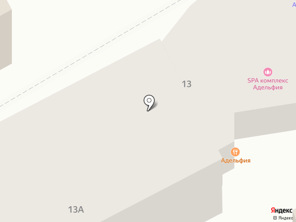 FlamingO на карте Сочи