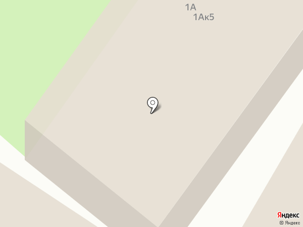 Исправительная колония №1 на карте Вологды