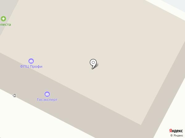 Стальконструкция на карте Вологды