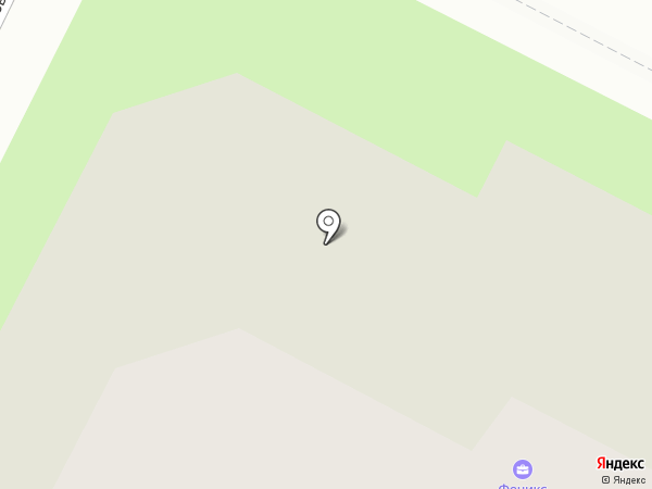 Феникс, ПК на карте Вологды