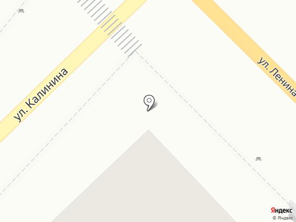 Южная ночь на карте Сочи