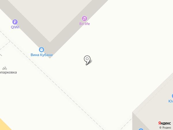 Burger & Smoke на карте Сочи