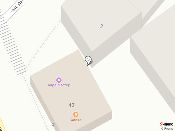 La Pasteria на карте Сочи