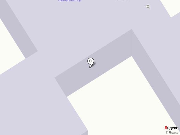 Большелогская средняя общеобразовательная школа Аксайского района на карте Большого Лога
