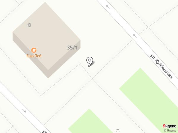 Терраса на карте Сочи