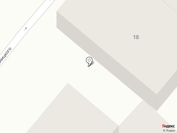 Лаура на карте Сочи