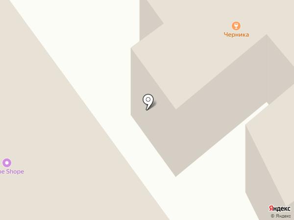 Скиф на карте Сочи