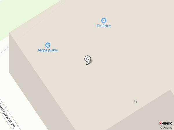Бубликс на карте Сочи