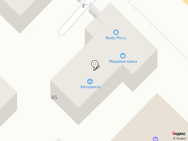 Сочи Авто Трансфер на карте Сочи