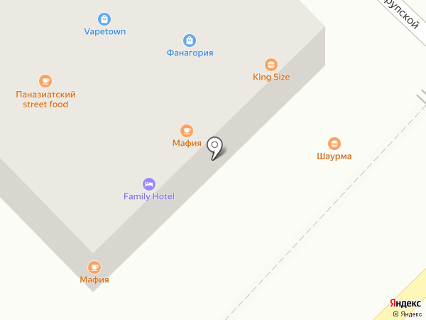 GAME CLUB на карте Сочи