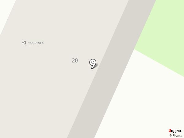 Стоматологическая поликлиника №2 на карте Вологды