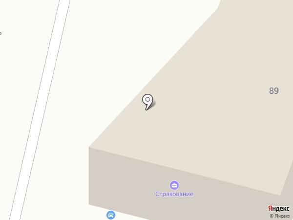 Автокомплекс на карте Вологды