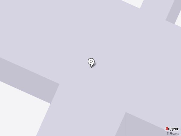 Детский сад №36 на карте Вологды