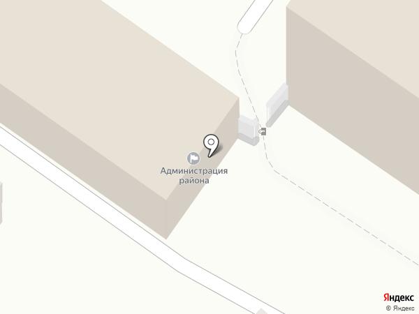 Администрация Адлерского района на карте Сочи