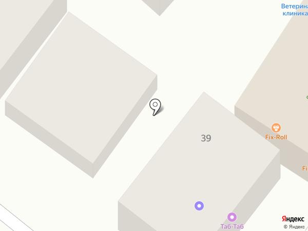 AlphaStom на карте Сочи