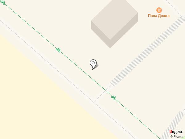 Las Salinas на карте Сочи