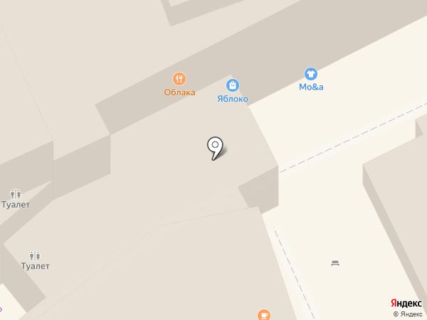 Фигаро на карте Сочи