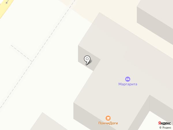 Блин Блинов на карте Сочи