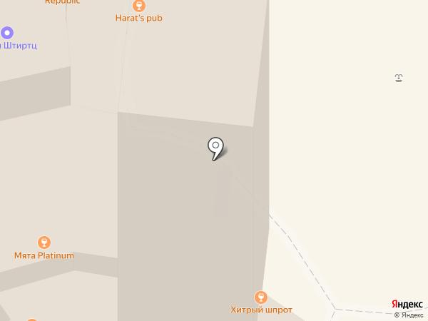 Bestuzhev Bar на карте Сочи