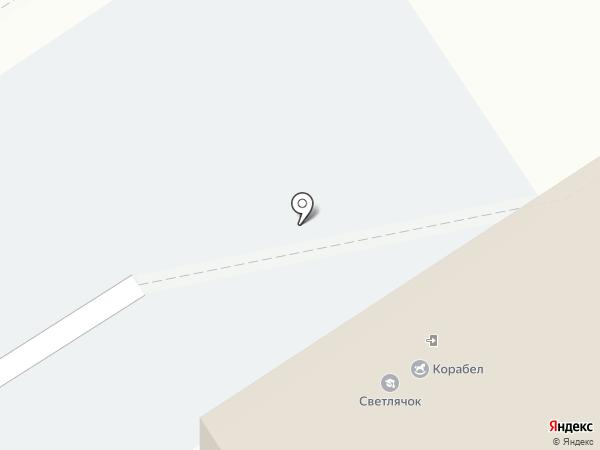 Ассорти на карте Ярославля