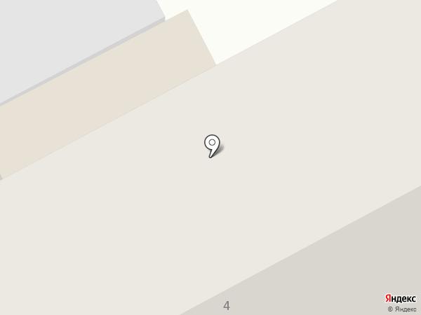 Ёлки на карте Ярославля