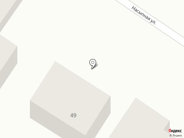 Svarca-Sochi на карте Сочи