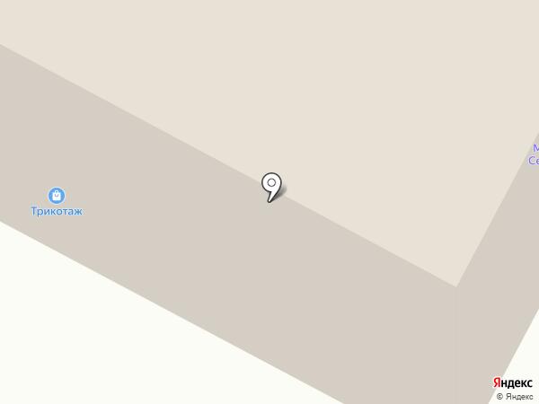 Наймар на карте Вологды