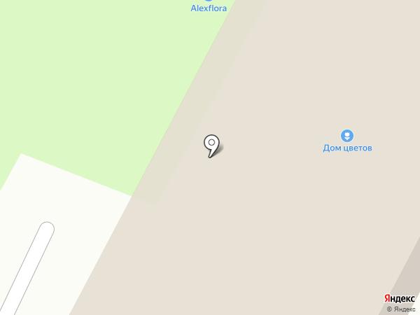 Байард на карте Вологды