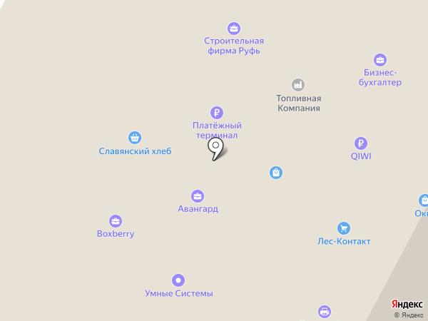 Формула дивана на карте Вологды