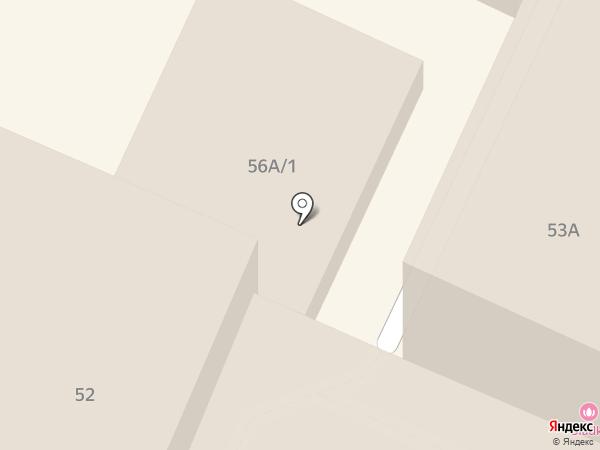Ника-СК на карте Сочи